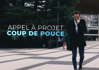 UGA – Appel à projet «Coup de pouce»